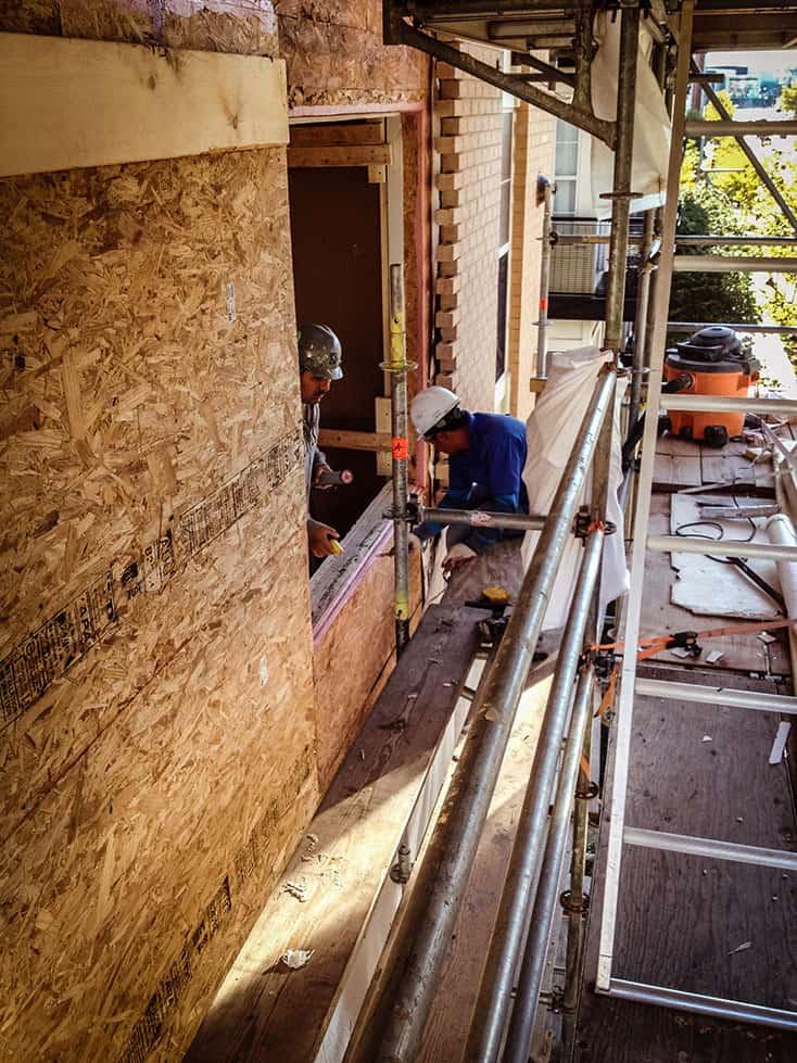 Silverton repairs