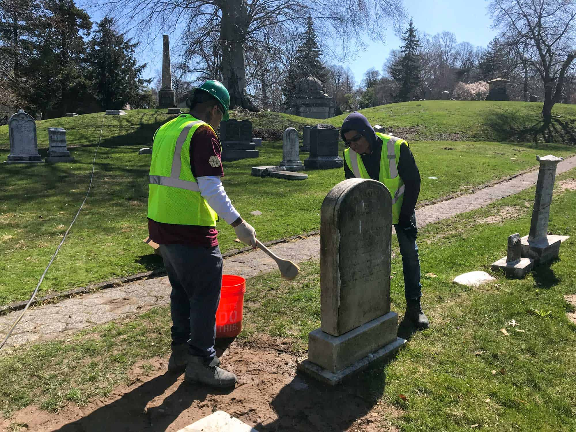 Bridge-to-Crafts-Careers-Green-Wood-Cemetery