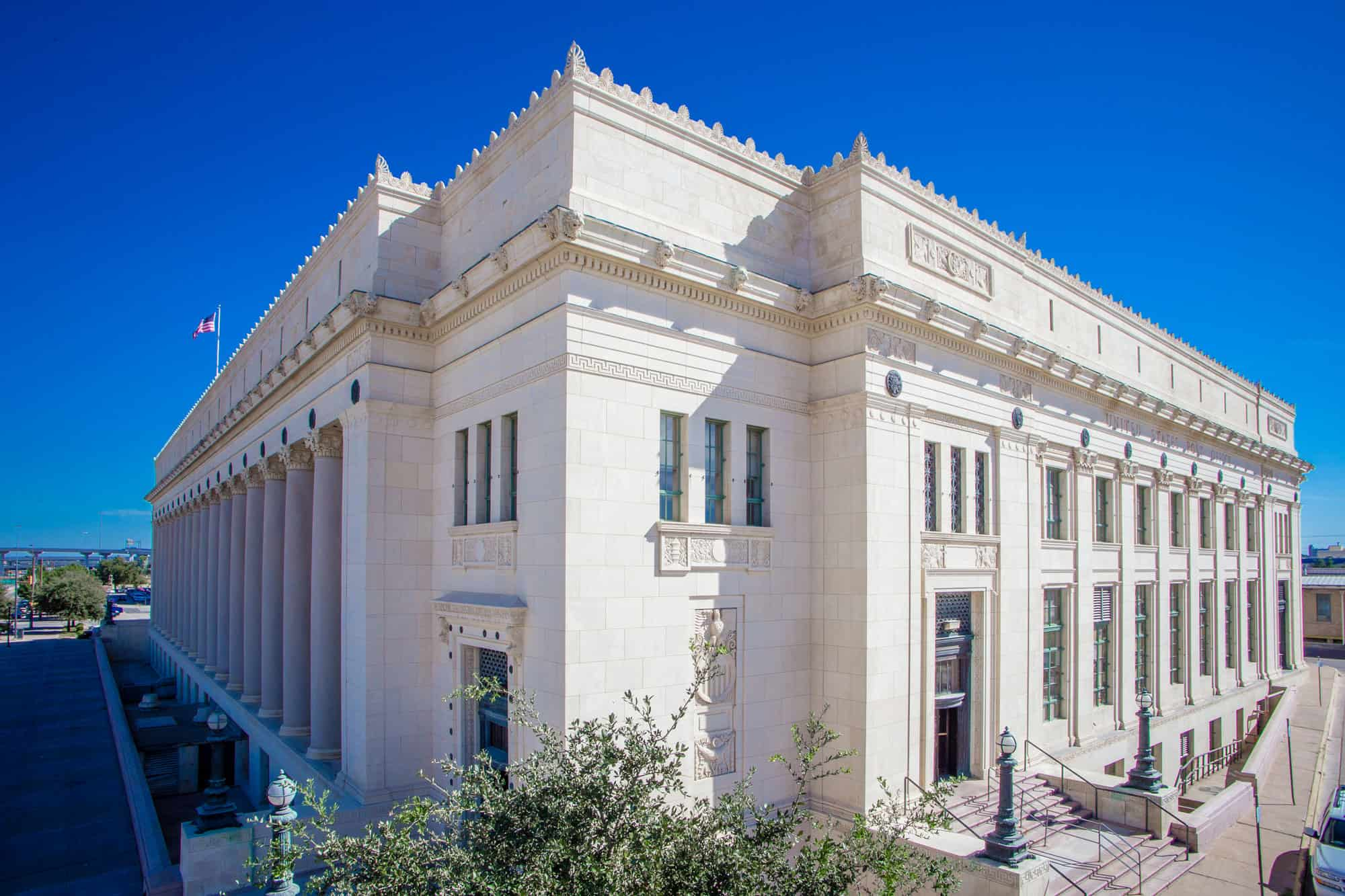 Fort Worth Post Office