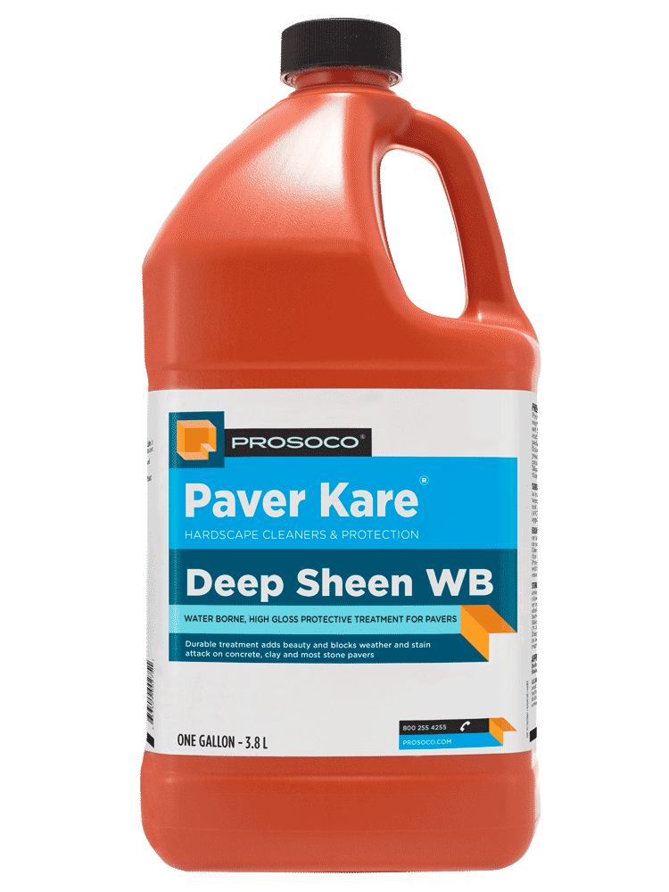 water based paver sealer