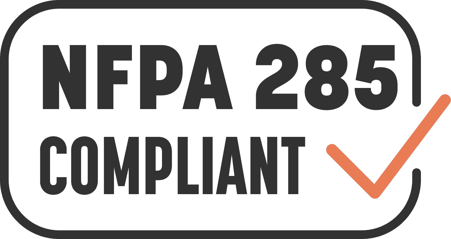NFPA 285 Compliant Wall Assemblies