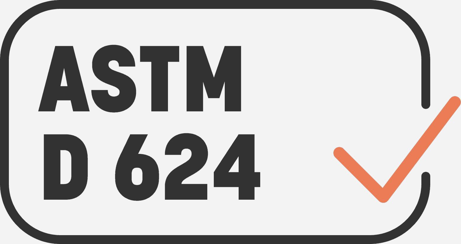ASTM-D-624