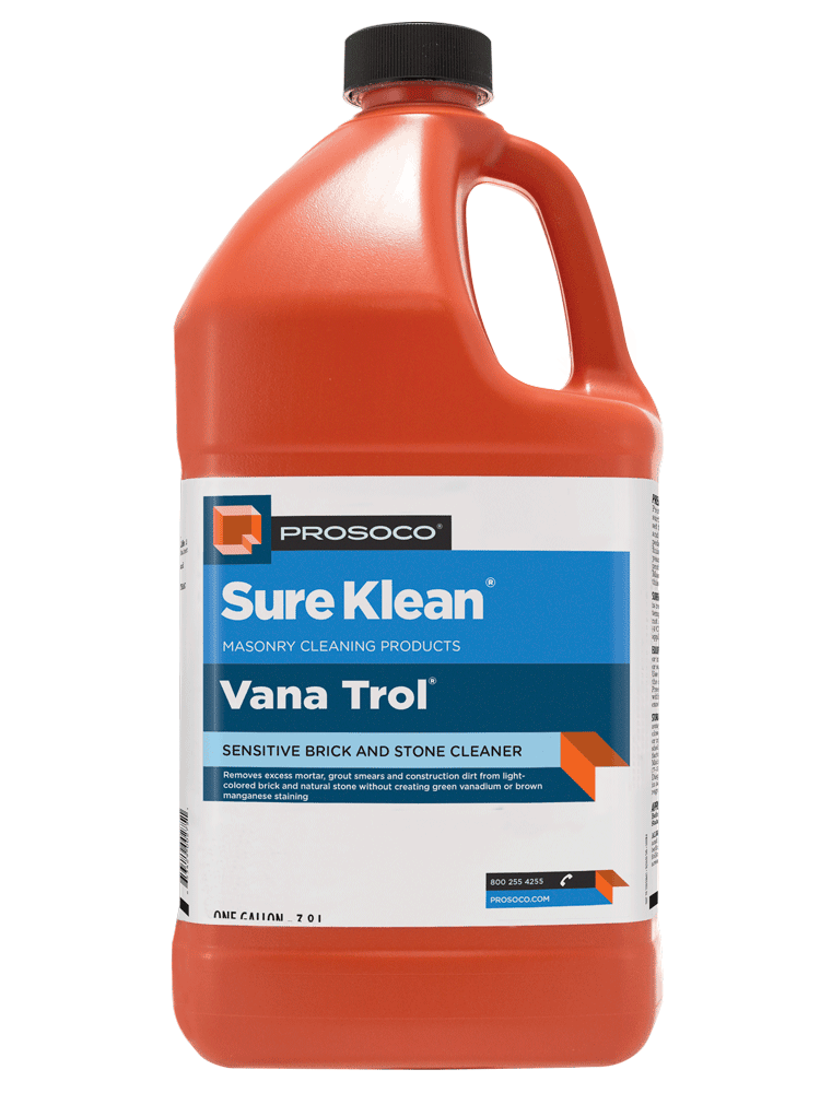 Masonry Cleaners | Brick Cleaning Products - PROSOCO Sure Klean