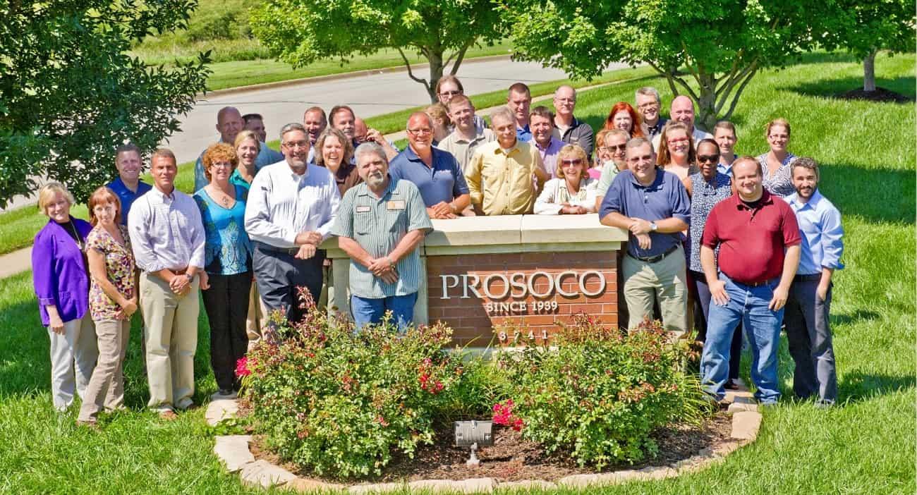 PROSOCO headquarters in Lawrence, Kansas