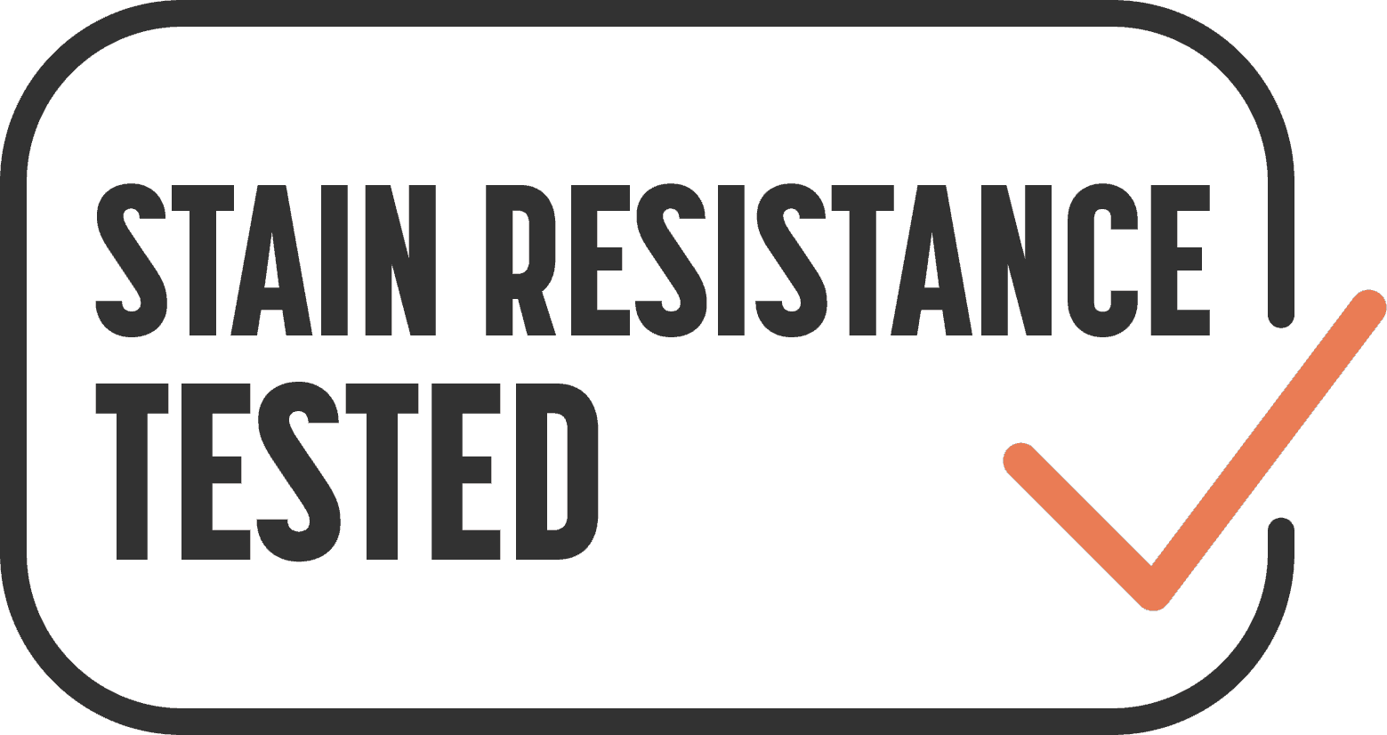 Stain Resistance Tested