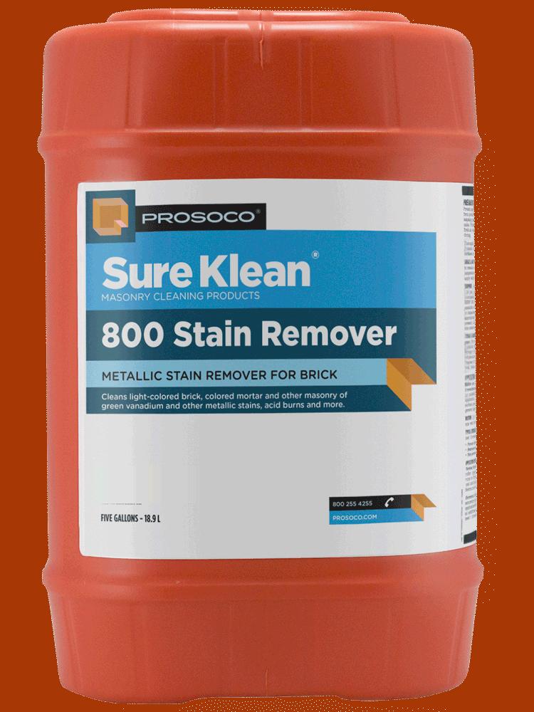 brick stain remover