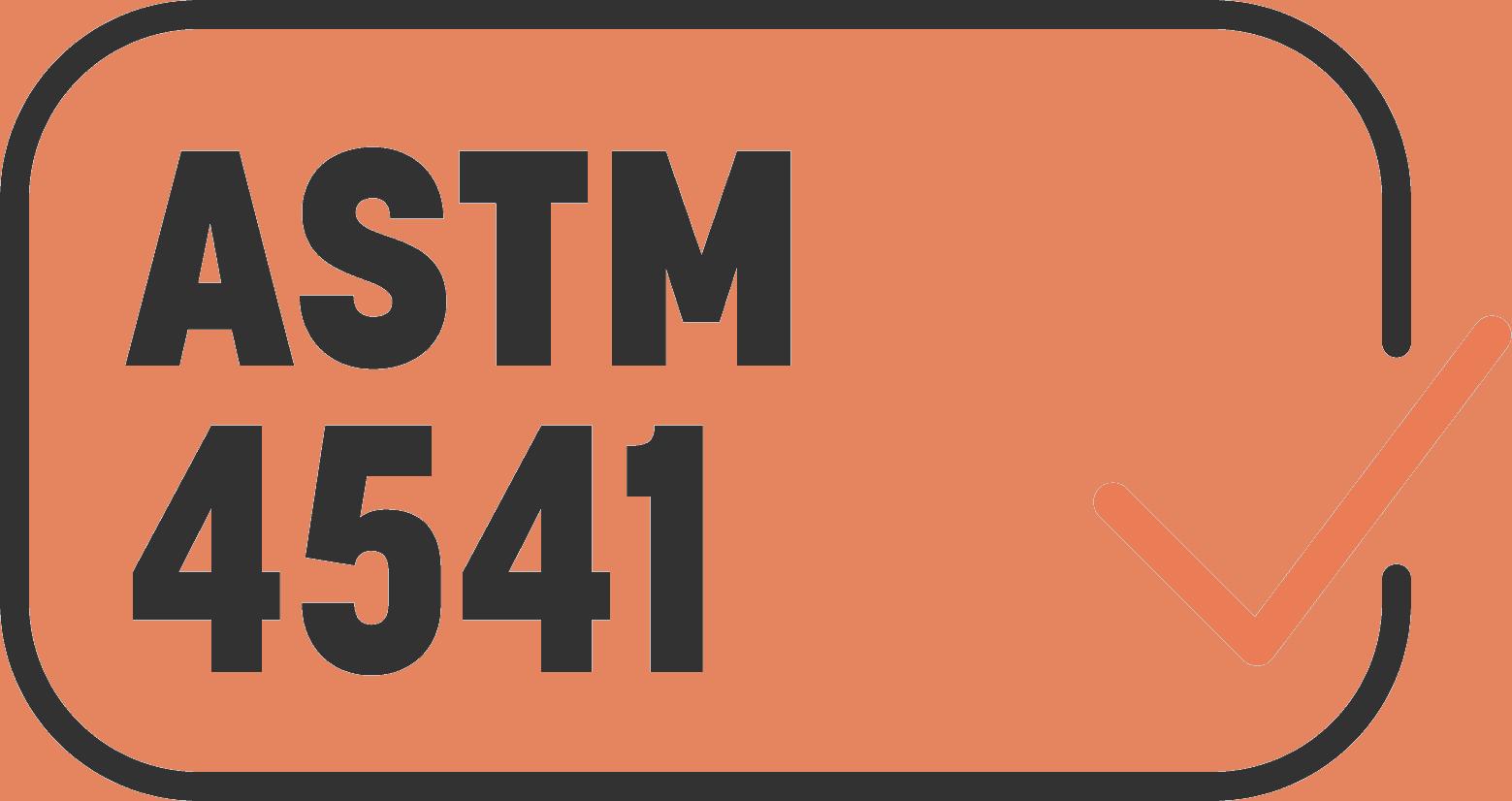 ASTM 4541
