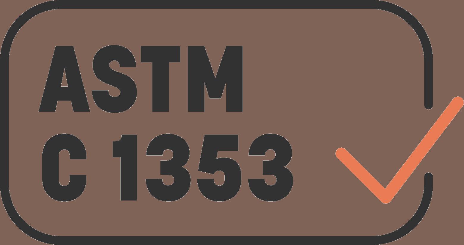 ASTM C 1353