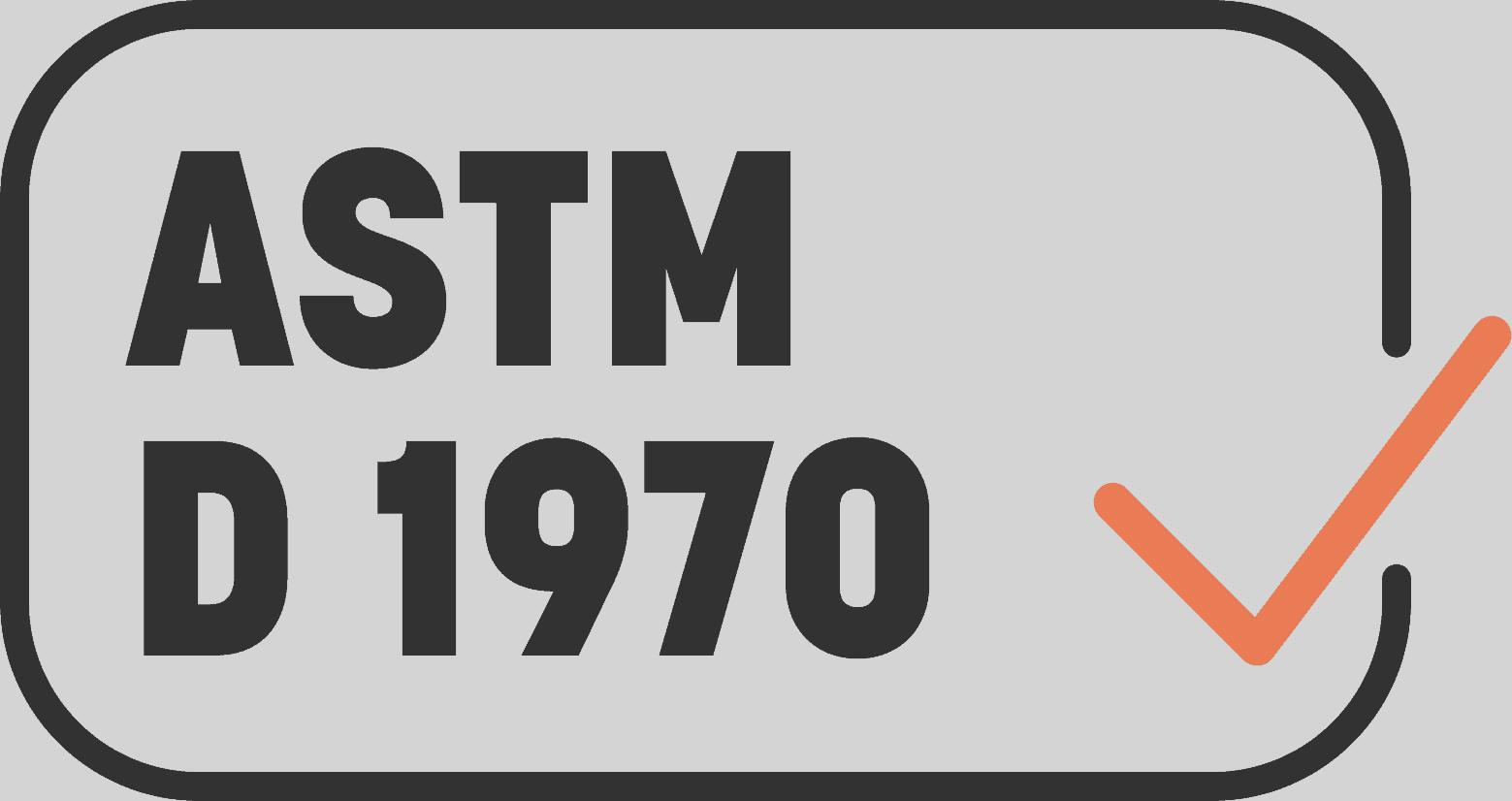 ASTM D 1970