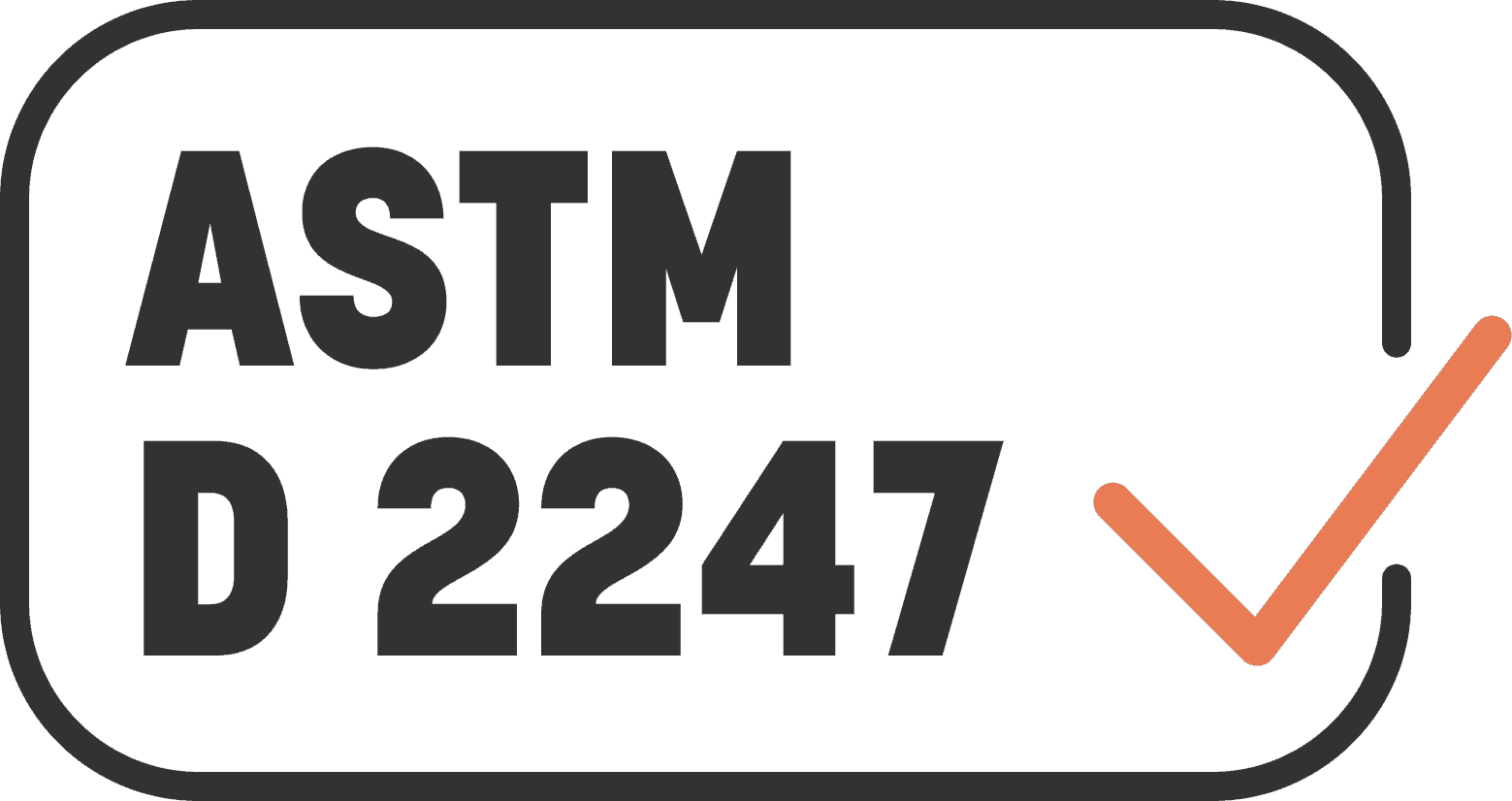 ASTM D 2247