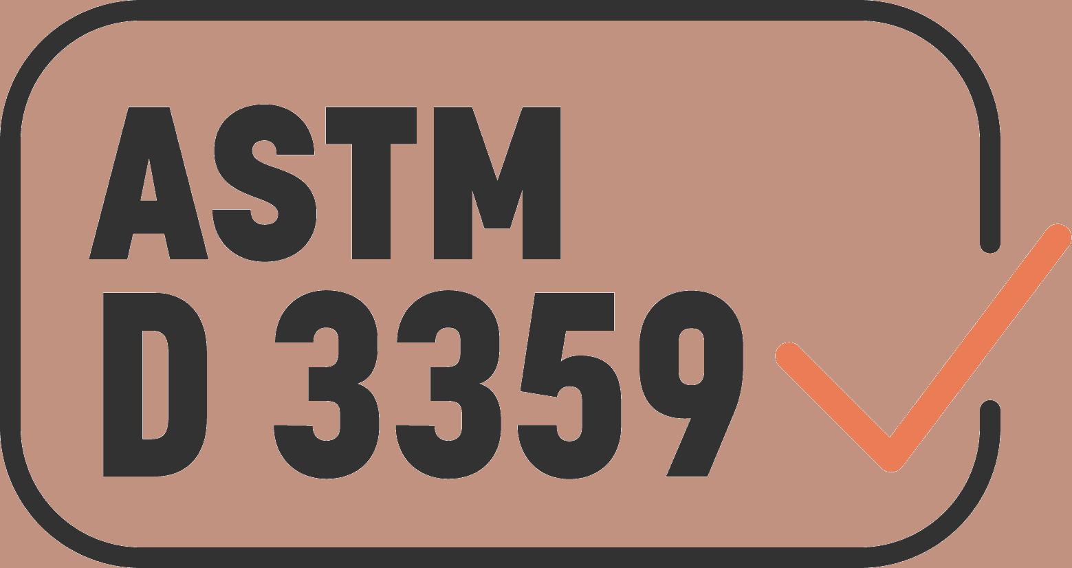 ASTM D 3359