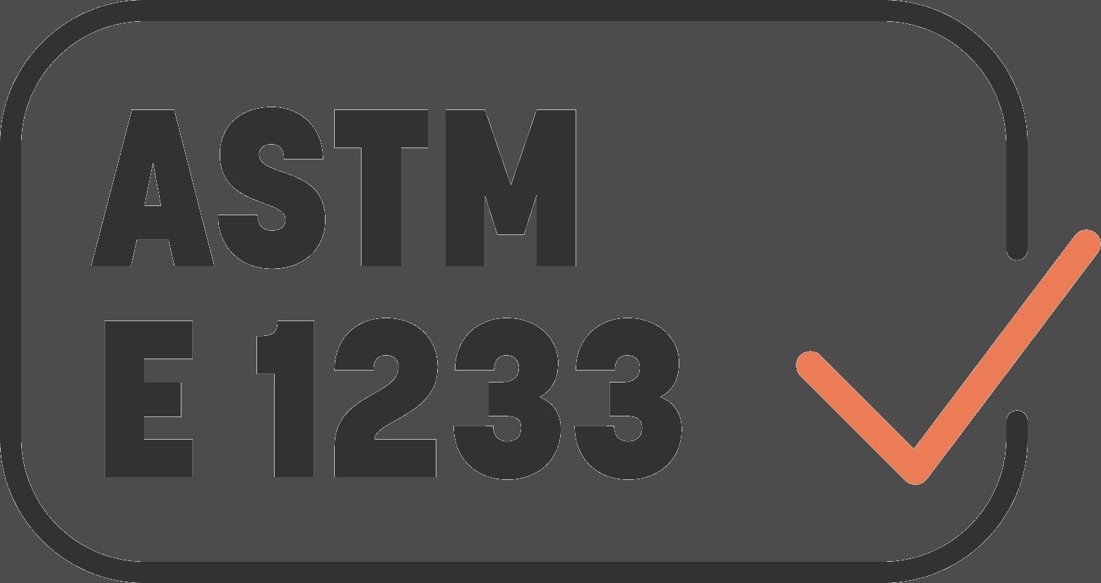 ASTM E 1233