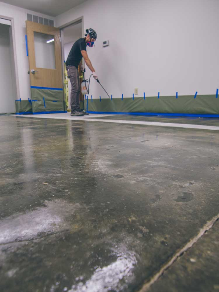 Concrete Cure & Seal Remover | Surface Prep Cleaner - PROSOCO