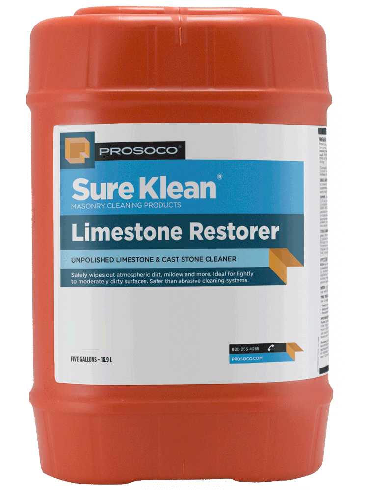 cast stone cleaner