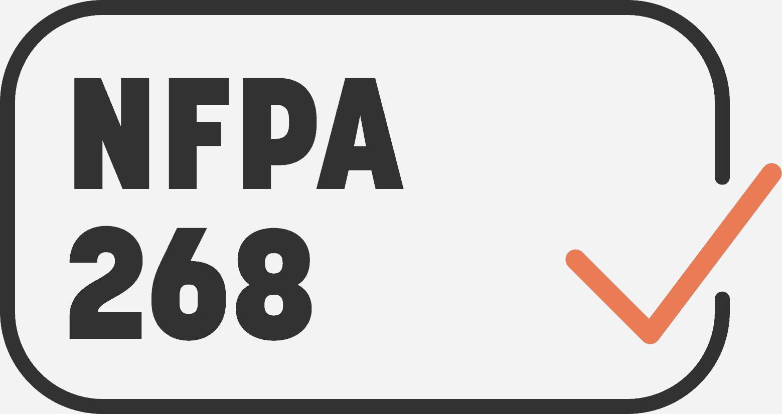 NFPA 268