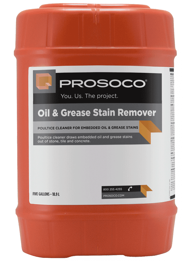 grease stain remover