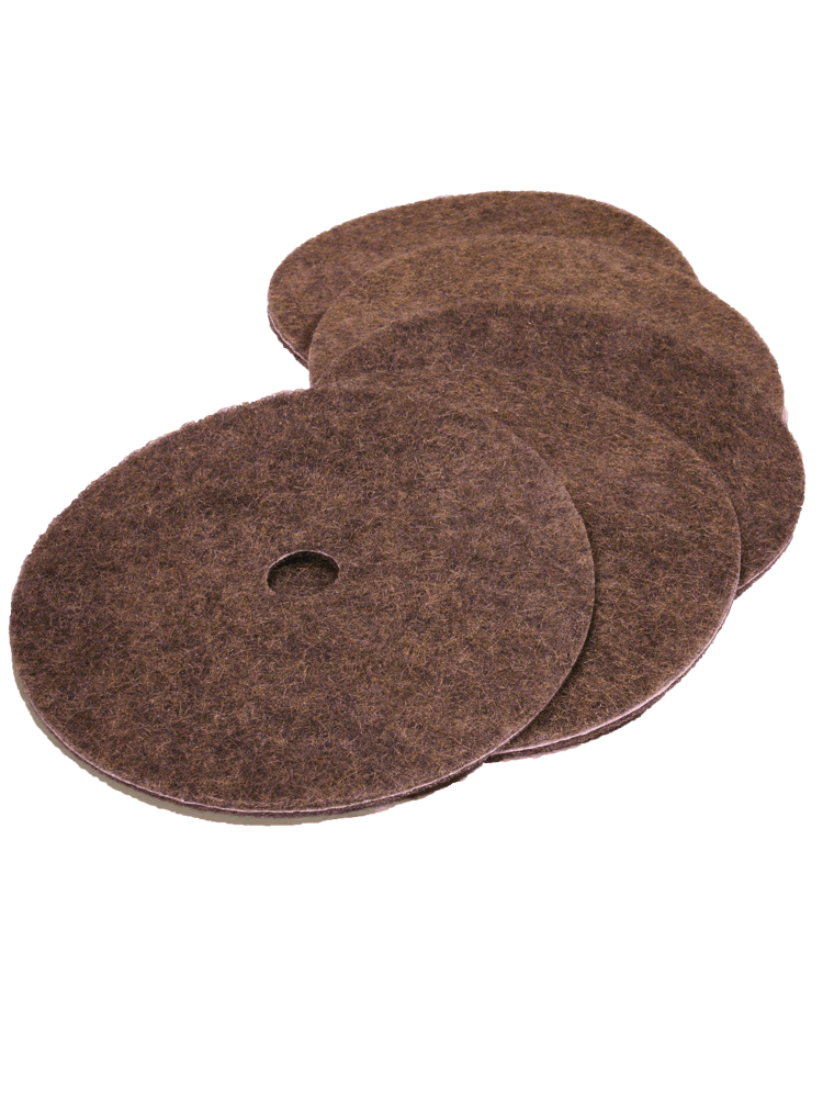 concrete floor burnishing pads