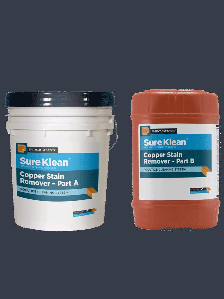 copper stain remover