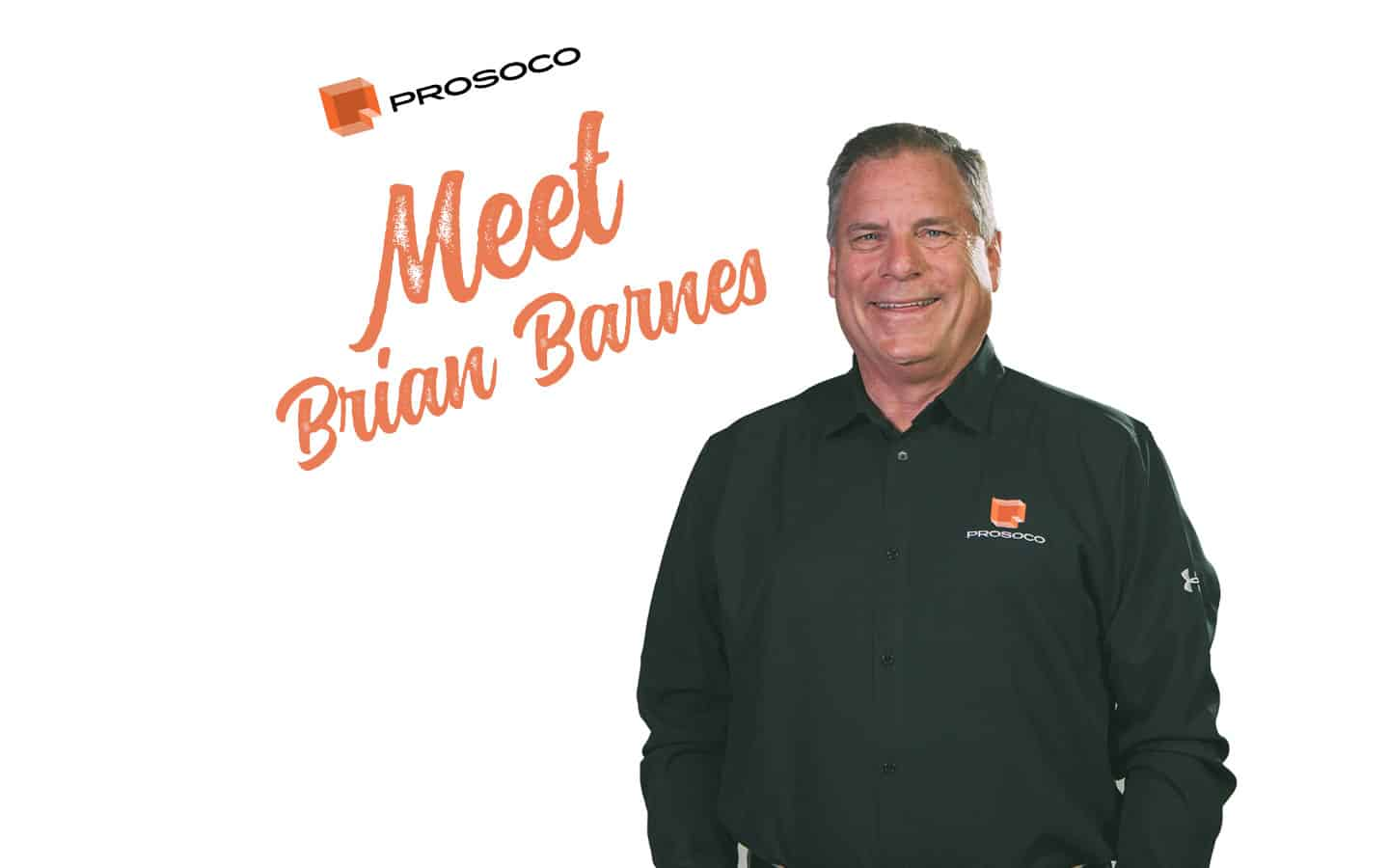 Meet Brian Barnes, sales manager of anchoring systems