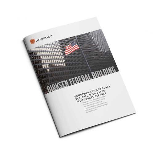 Dirksen Federal Building-Klean N Release Case Study