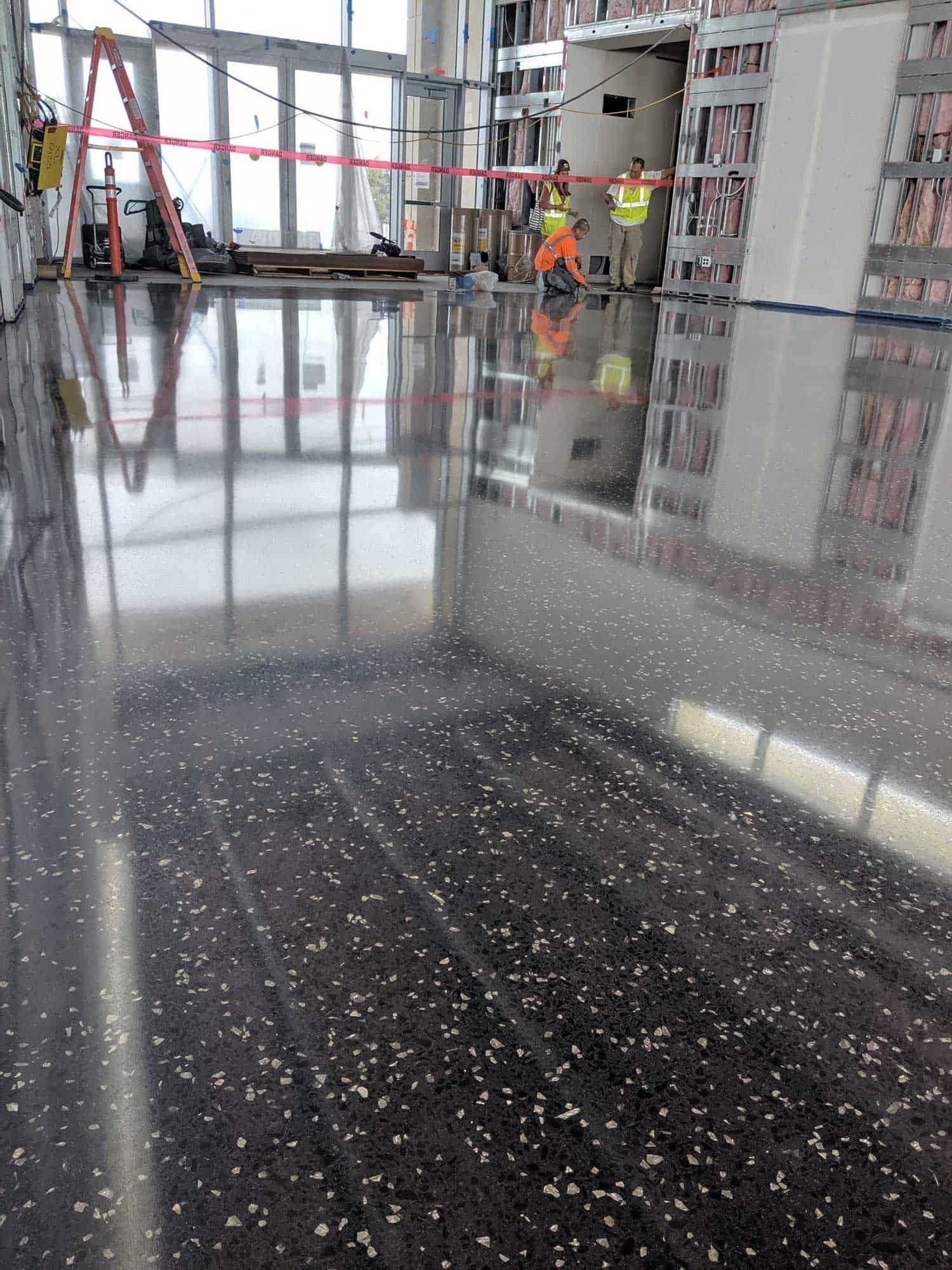 Interior Concrete Floor Overlay Prosoco