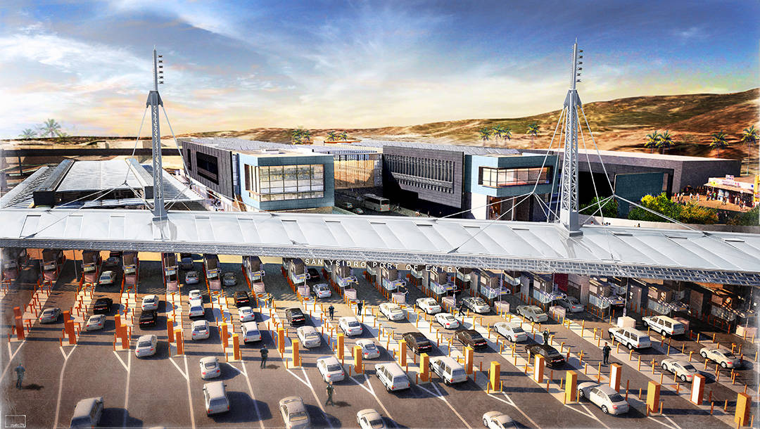 San Ysidro Port of Entry