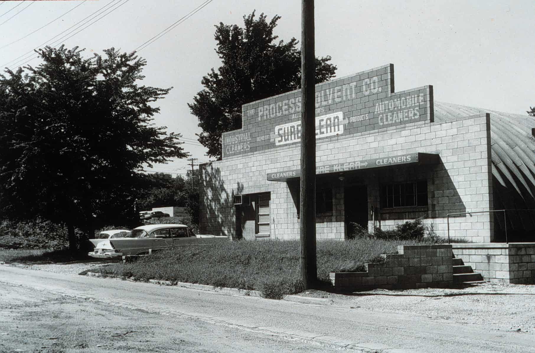 The Process Solvent Company originally was based in Kansas City, Kansas