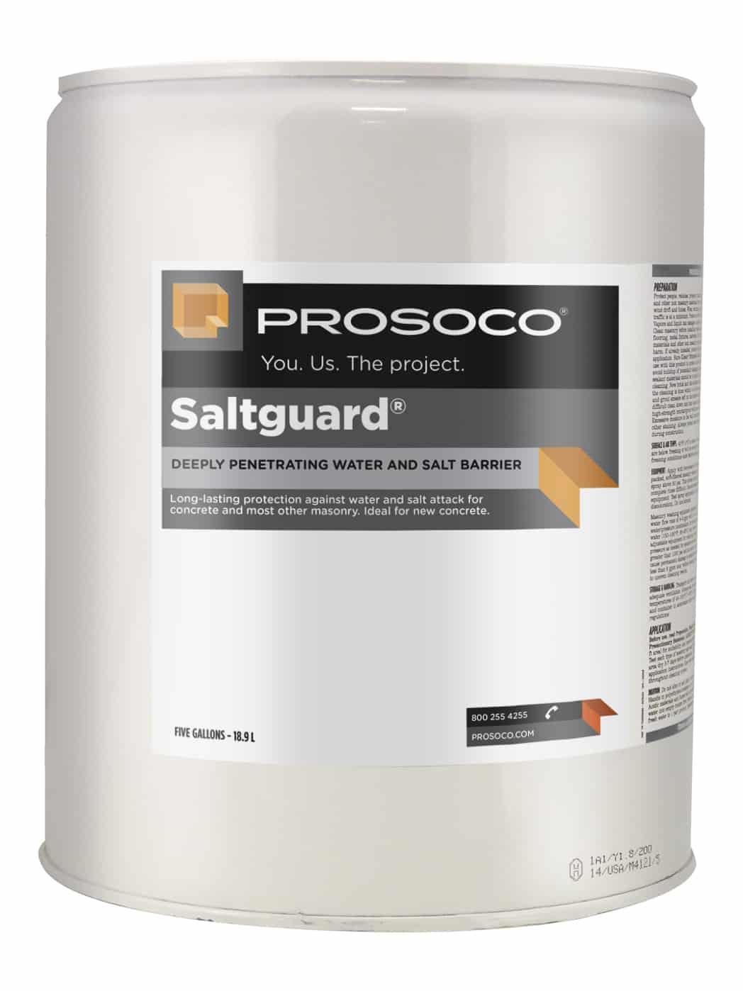 Saltguard 5 Gal