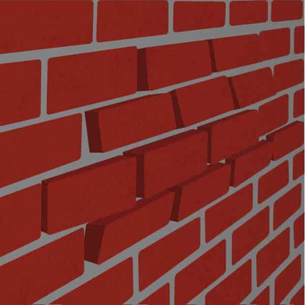 brick-wall-bulge