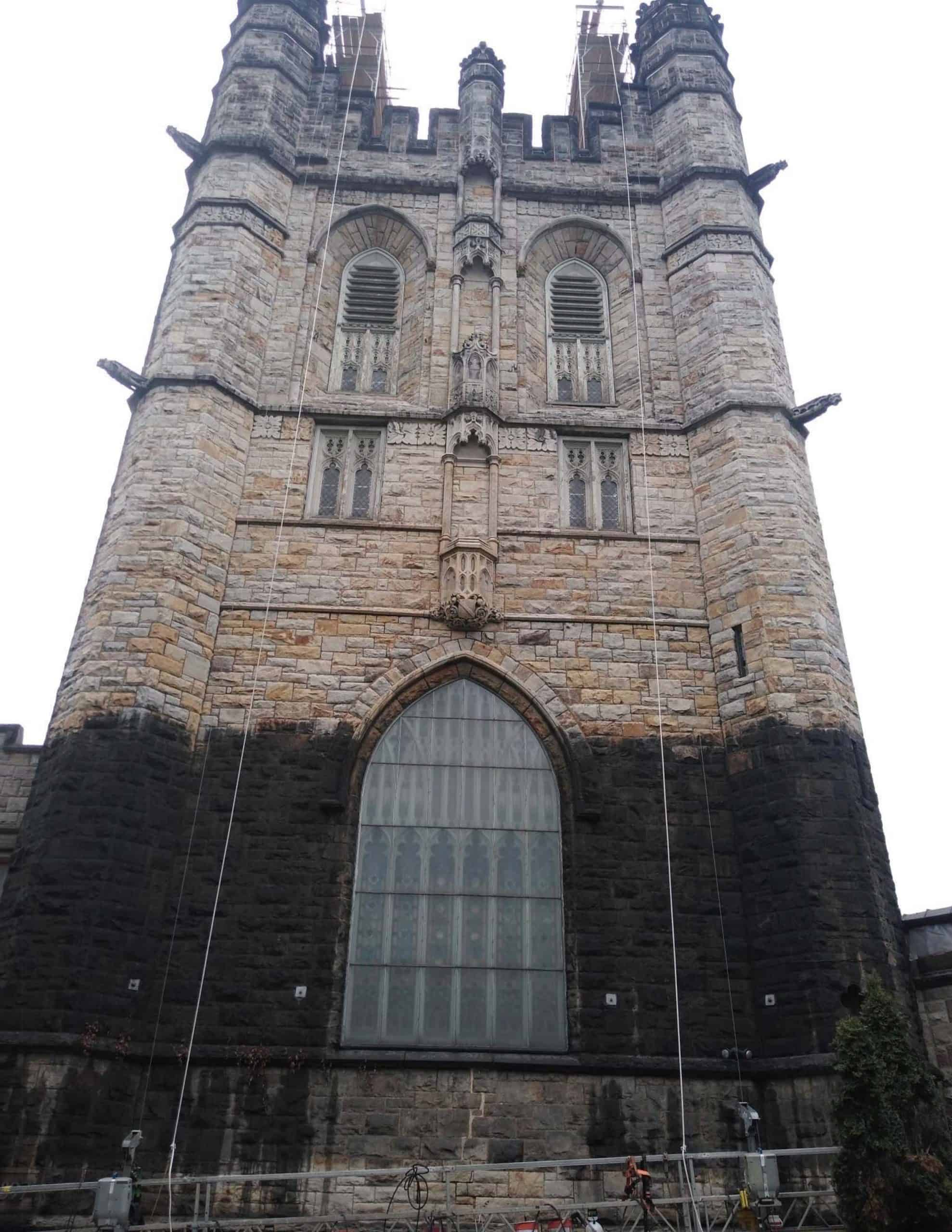 The Church of Ascension in Pittsburgh, Pa. Photo courtesy of Marsa Inc.
