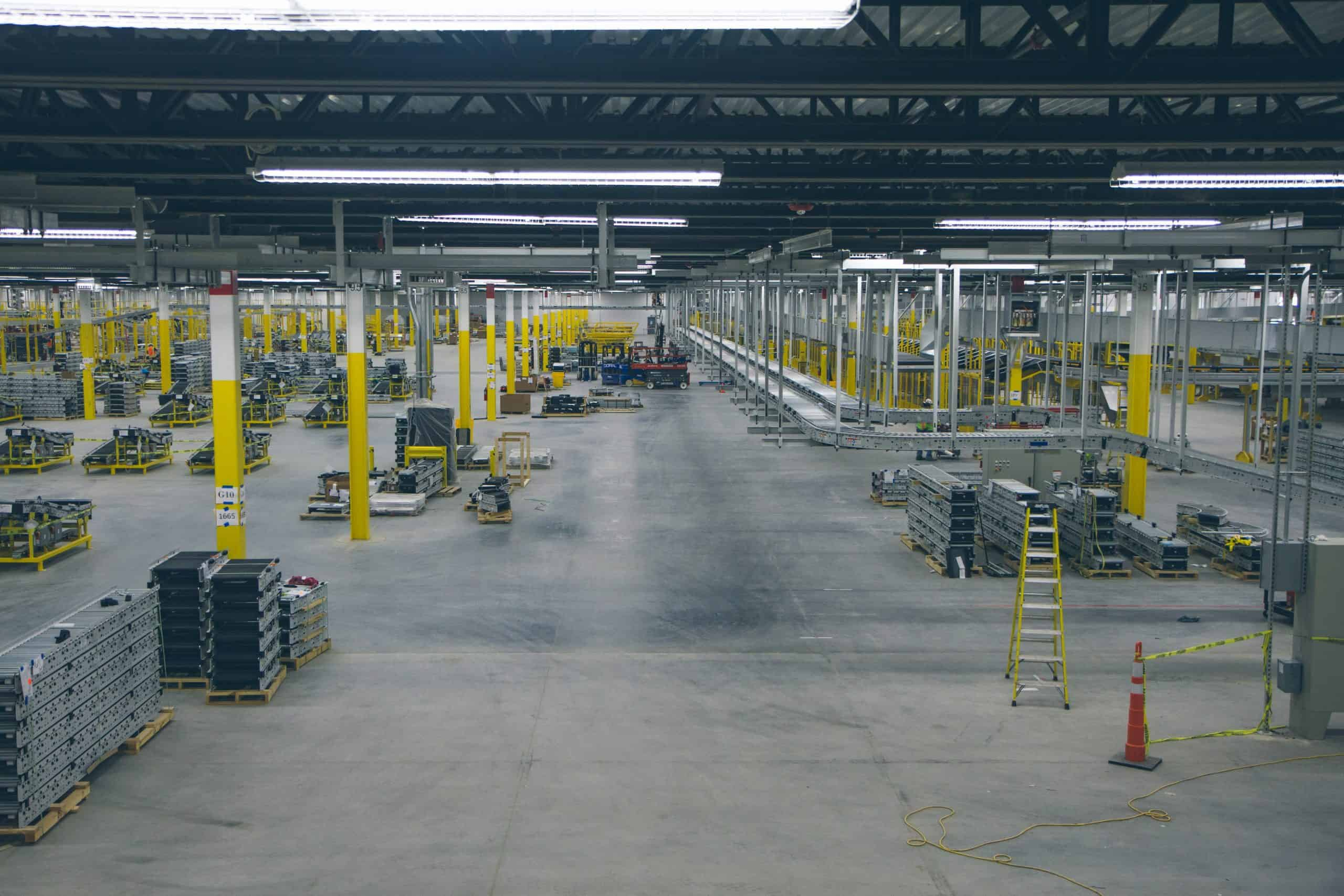 By the year 2025, it's estimated the U.S. will need 1 billion additional square feet of industrial real estate.