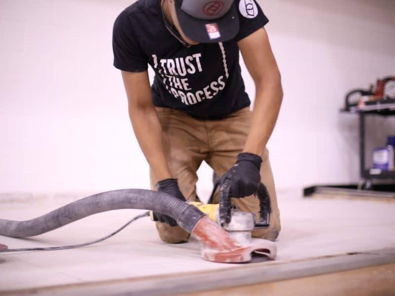Today, Dancer Concrete Design employs 18 team members.